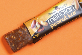 Food for thought – Meridian snack bars