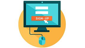 Sign-up for regular health tips by email
