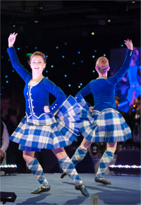 Scottish Official Board of Highland Dancing